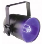UV-Beam incl fluorescent Blacklight bulb and cable with plug