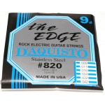 Cordes de guitare D'aquisto Rock & Roll  Stainless The Edge, Medium
