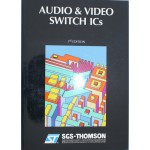 Audio & Video Switch ICs